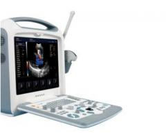 Medietech S8I Color Portable Ultrasound with Trolley Ce Approved